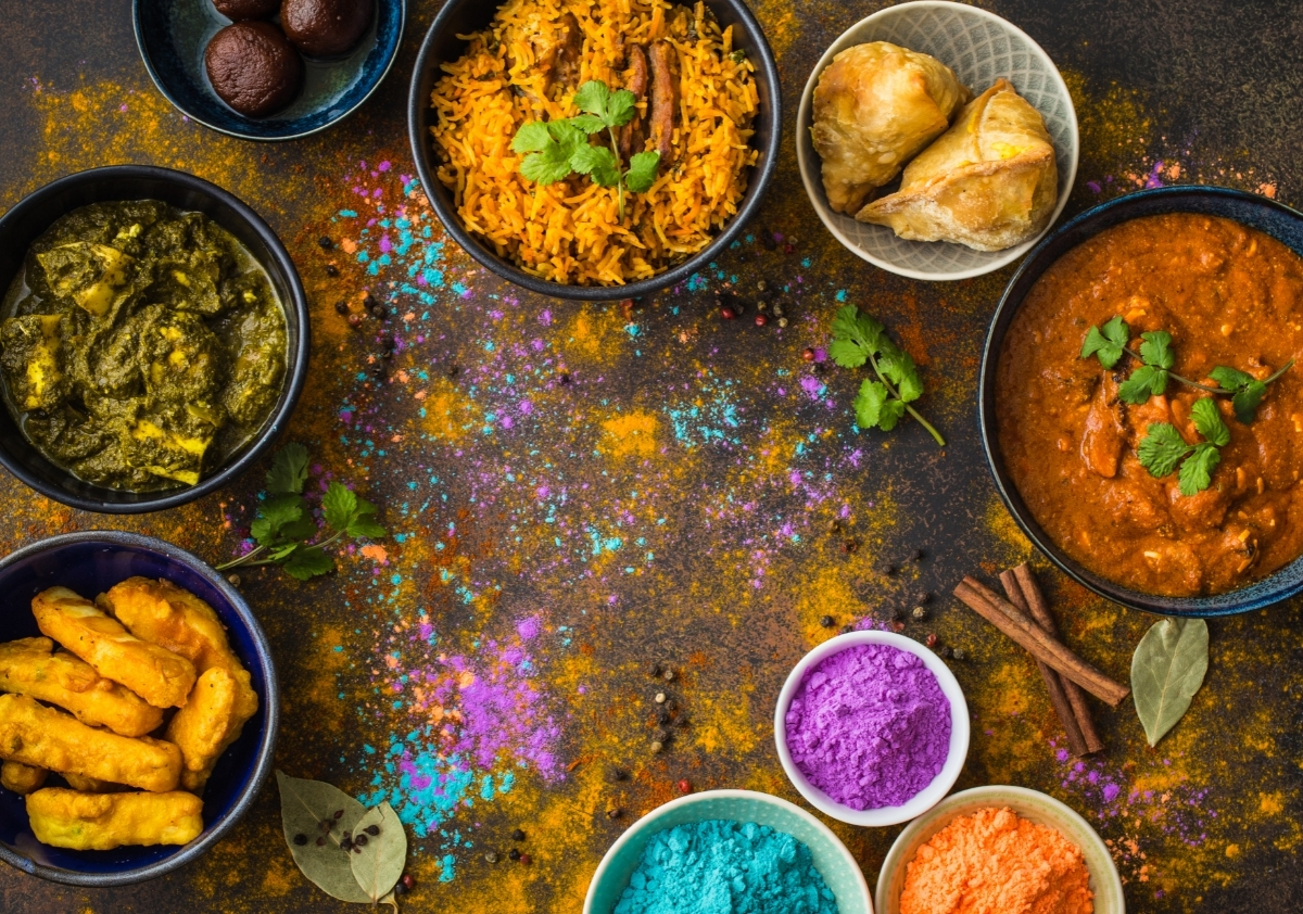 Why different foods for different Indian festivals?