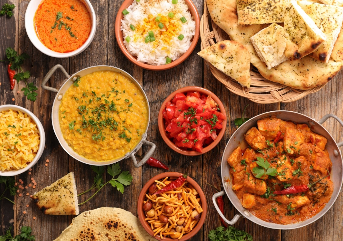 WHY REGIONAL WISE FOODS IN INDIA?